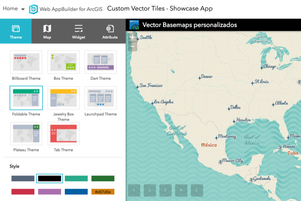 Web AppBuilder · Awesome ArcGIS